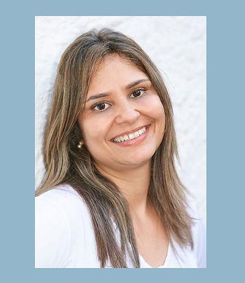 Danielle Aranda - Instrutora de Meditação Ráshuah e Psicoterapeuta