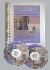 Livro Curso de Meditacao Rashuah-Livraria online