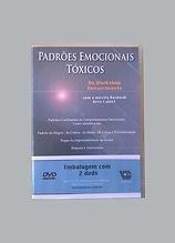 2 DVDs do Workshop Ráshuah - Padões Emocionais Tóxicos