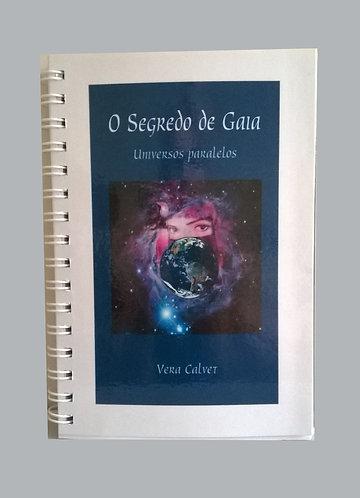 Livro Universos paralelos - o segredo de Gaia