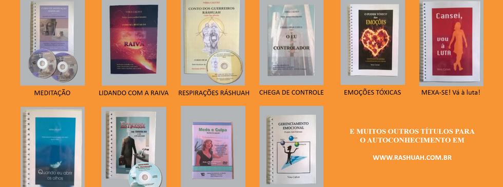 Livros Ráshuah