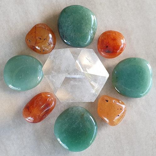 Crystal Grid - Energize Me