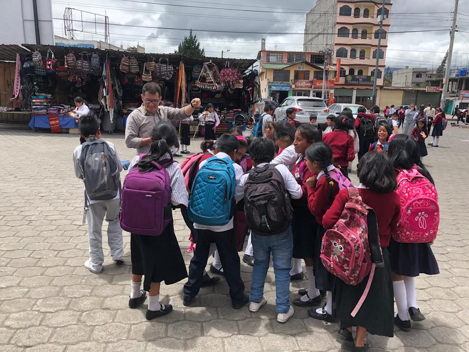 After School in Ecuador