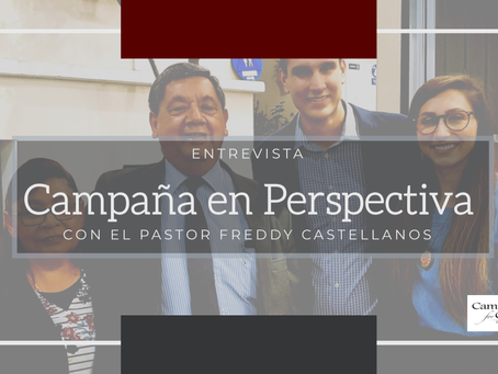 Campaña en Perspectiva: Antigua, Guatemala