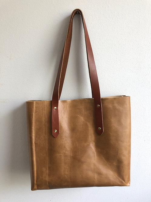 camel CARRIE TOTE