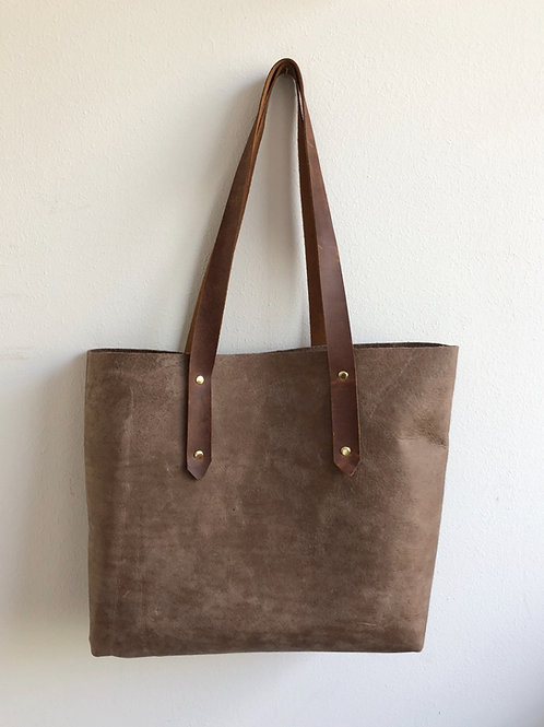 Light Brown CARRIE TOTE