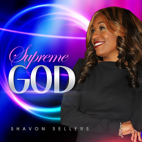 Supreme God (CD Single)