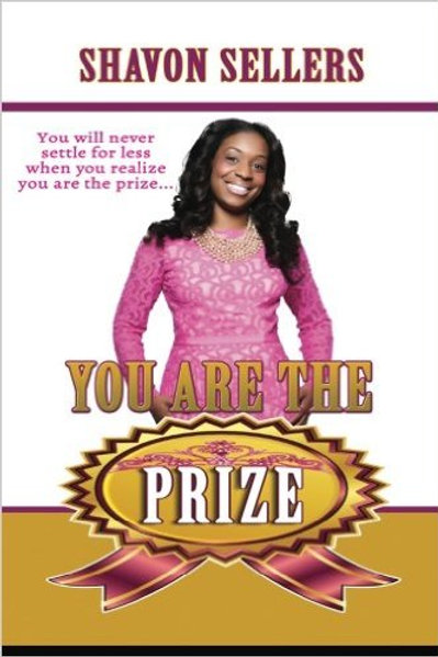 You Are the Prize Book