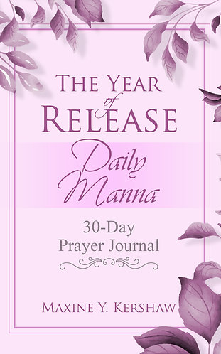 The Year of Release: Daily Manna