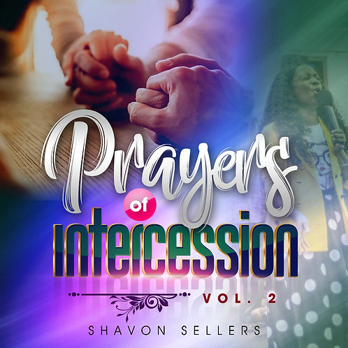 Prayer of Intercession Volume II