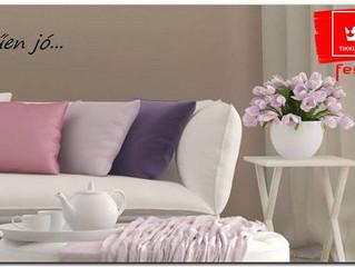 Festési, és dekorációs tanácsok, ötletek, inspirációk várnak rád nálunk