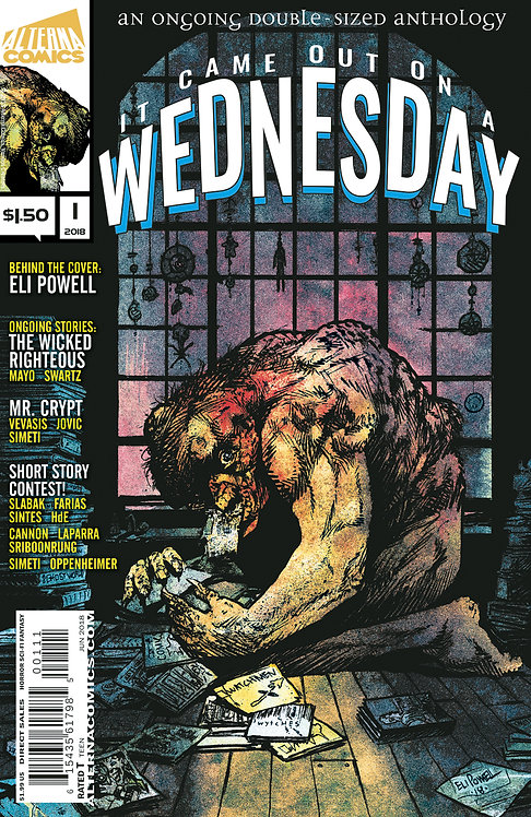 DIGITAL: It Came Out On A Wednesday #1