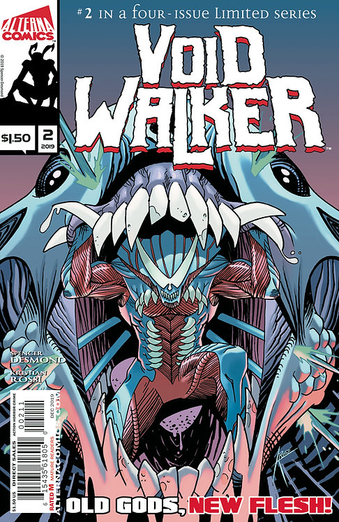 SIGNED: Void Walker #2