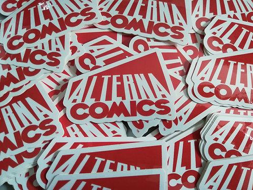 Alterna Comics Sticker