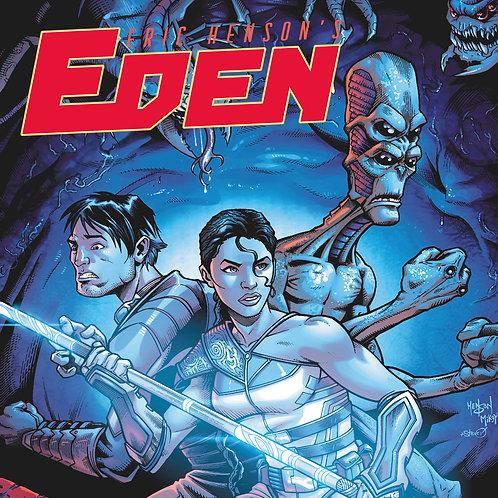 Complete Set: EDEN #1-4