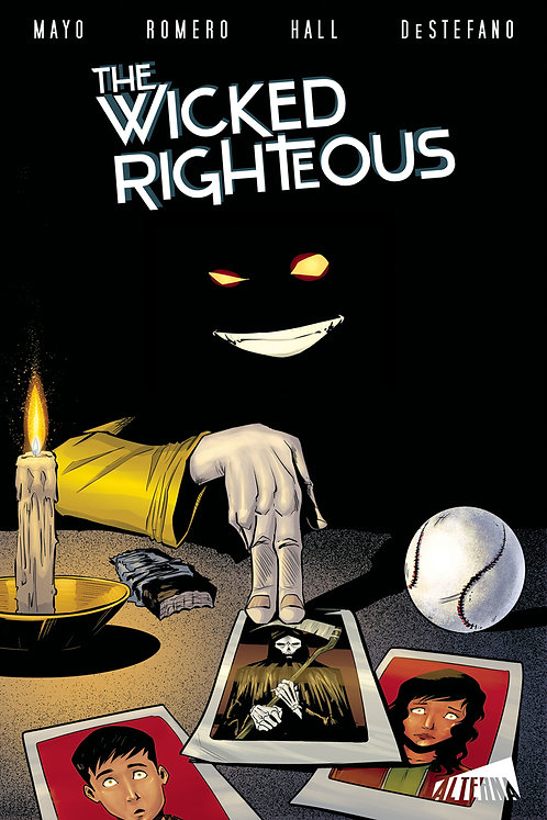 The Wicked Righteous (TP)