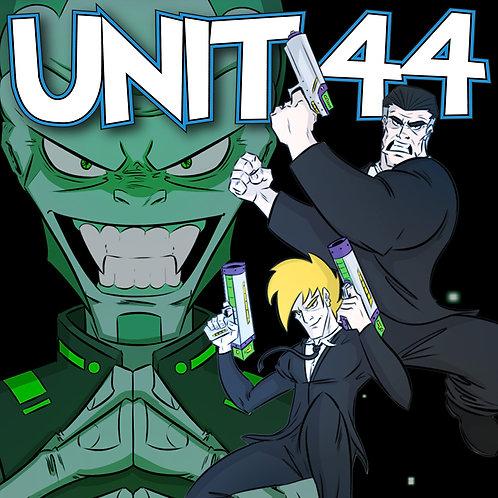 Complete Set: UNIT 44 #1-4
