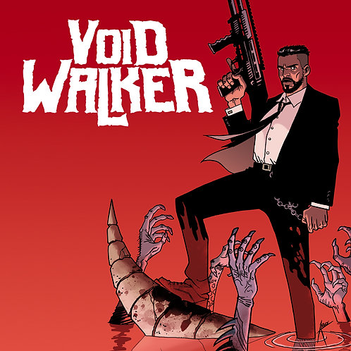 Complete Set: VOID WALKER #1-4
