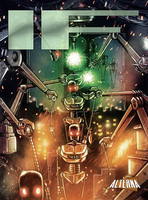 (DINGED & DENTED) IF Anthology 2015: Sci-Fi (GN)