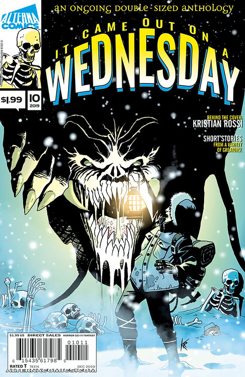 DIGITAL: It Came Out On A Wednesday #10