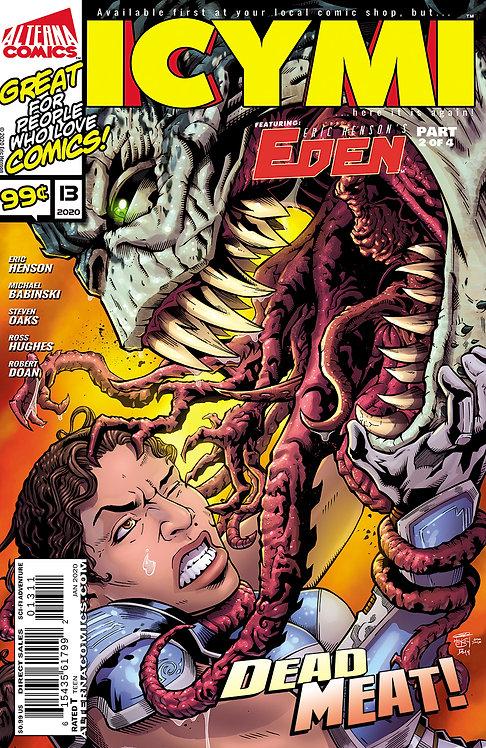 ICYMI #13 (reprints EDEN #2)