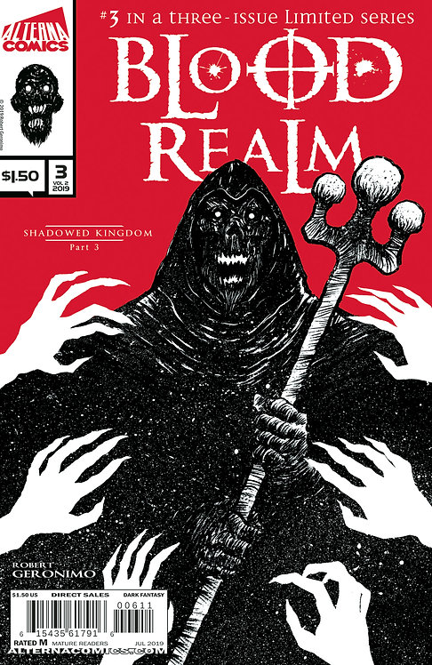 Blood Realm Vol.2 #3 (of 3)