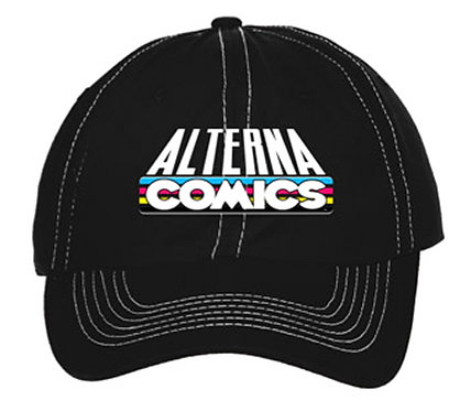 4-Color Embroidered Hat