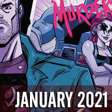 January 2021 Bundle