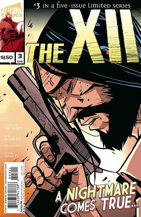 (DINGED & DENTED) The XII #3 (2nd Printing)