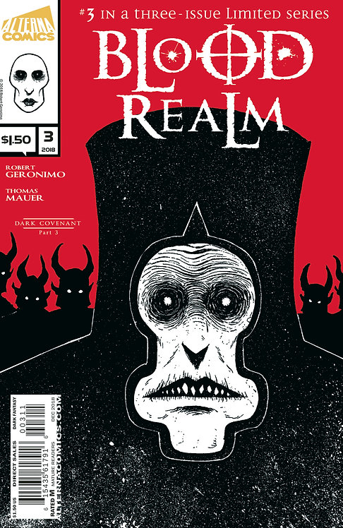 Blood Realm Vol.1 #3 (of 3) 2nd Printing