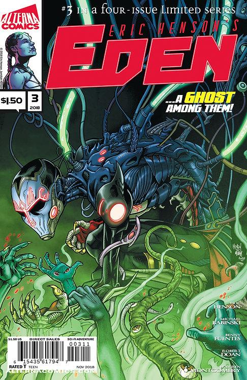DIGITAL: Eden #3 (of 4)