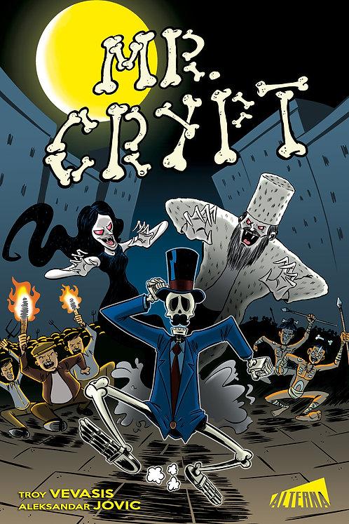 (DINGED & DENTED) Mr. Crypt (TP)