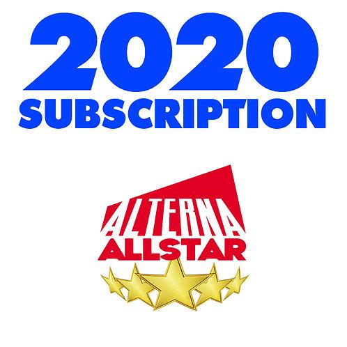 SUBSCRIBE: Alterna AllStar AUG - DEC
