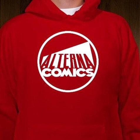 Alterna Comics Hoodie