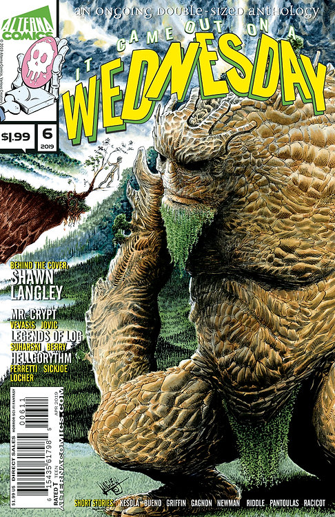 DIGITAL: It Came Out On A Wednesday #6