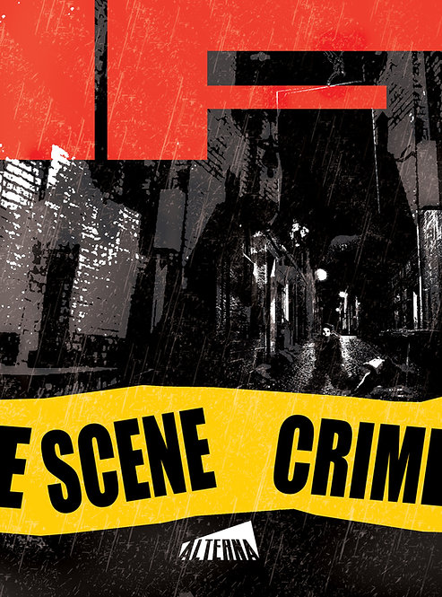IF Anthology 2017: CRIME (GN)