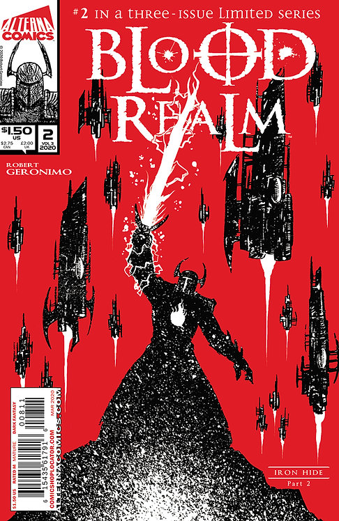 PRE-ORDER: Blood Realm Vol.3 #2 (of 3)