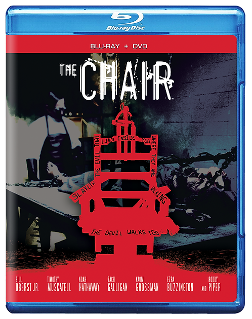 THE CHAIR (2017 Film)