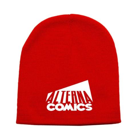 Alterna Comics Skull Cap/Beanie