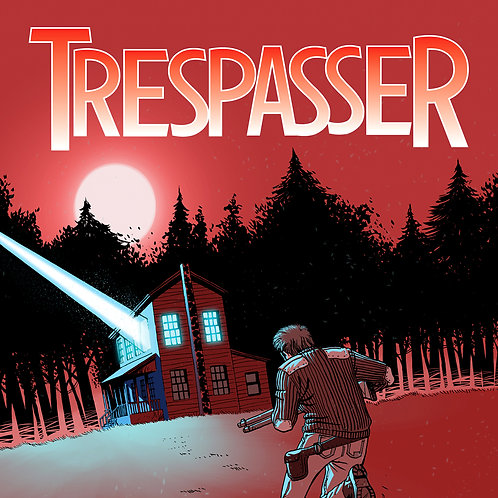 Complete Set: TRESPASSER #1-4