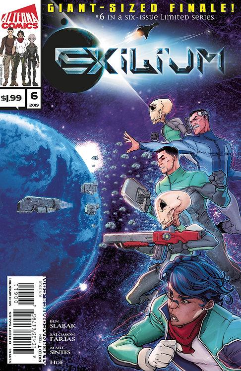 Exilium #6 (of 6)