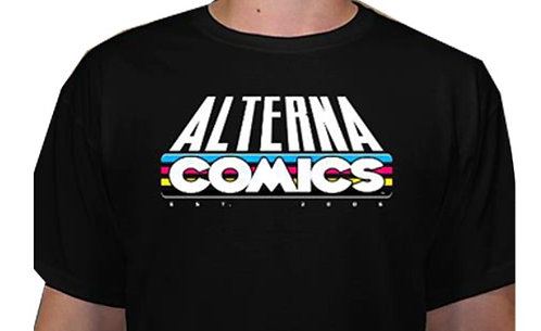 Retro Alterna T-Shirt (Men's Sizes)