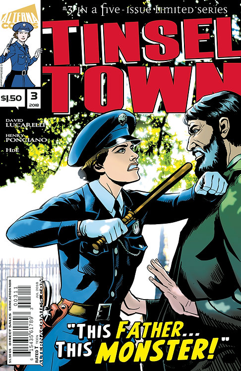 Tinseltown #3 (of 5) 2nd Printing