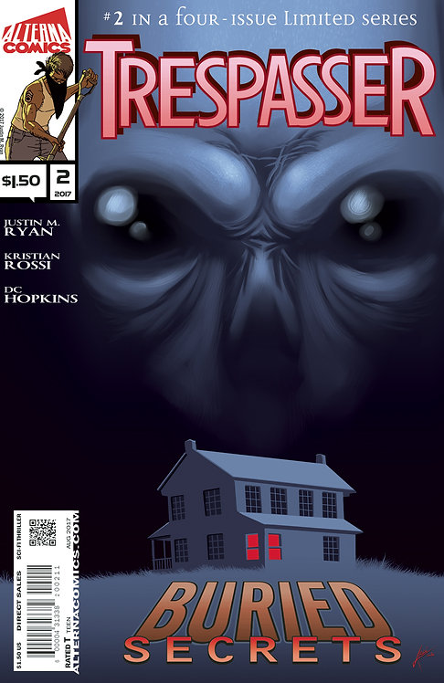 DIGITAL: Trespasser #2 (of 4)
