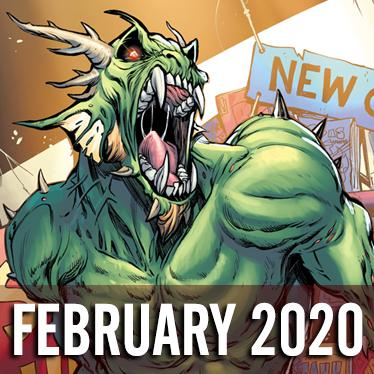 February 2020 Bundle