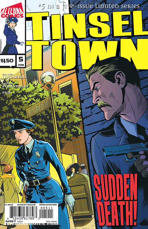 DIGITAL: Tinseltown #5 (of 5)