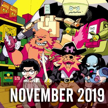 November 2019 Bundle