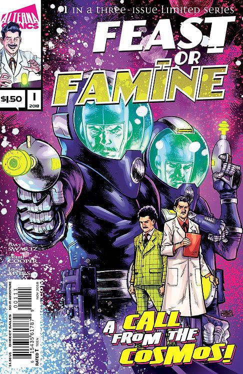 DIGITAL: Feast or Famine #1 (of 3)