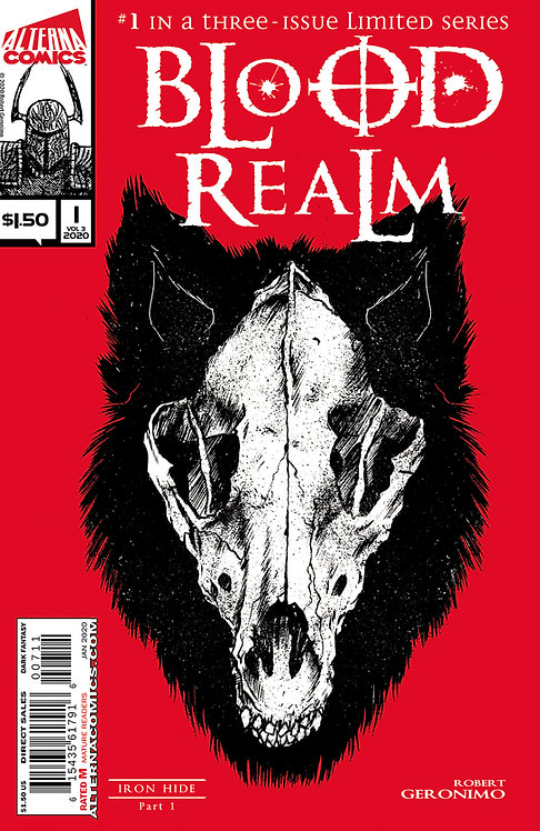 (DINGED & DENTED) Blood Realm Vol.3 #1 (of 3)