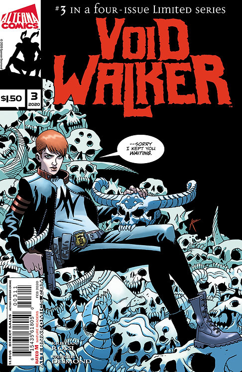 DIGITAL: Void Walker #3